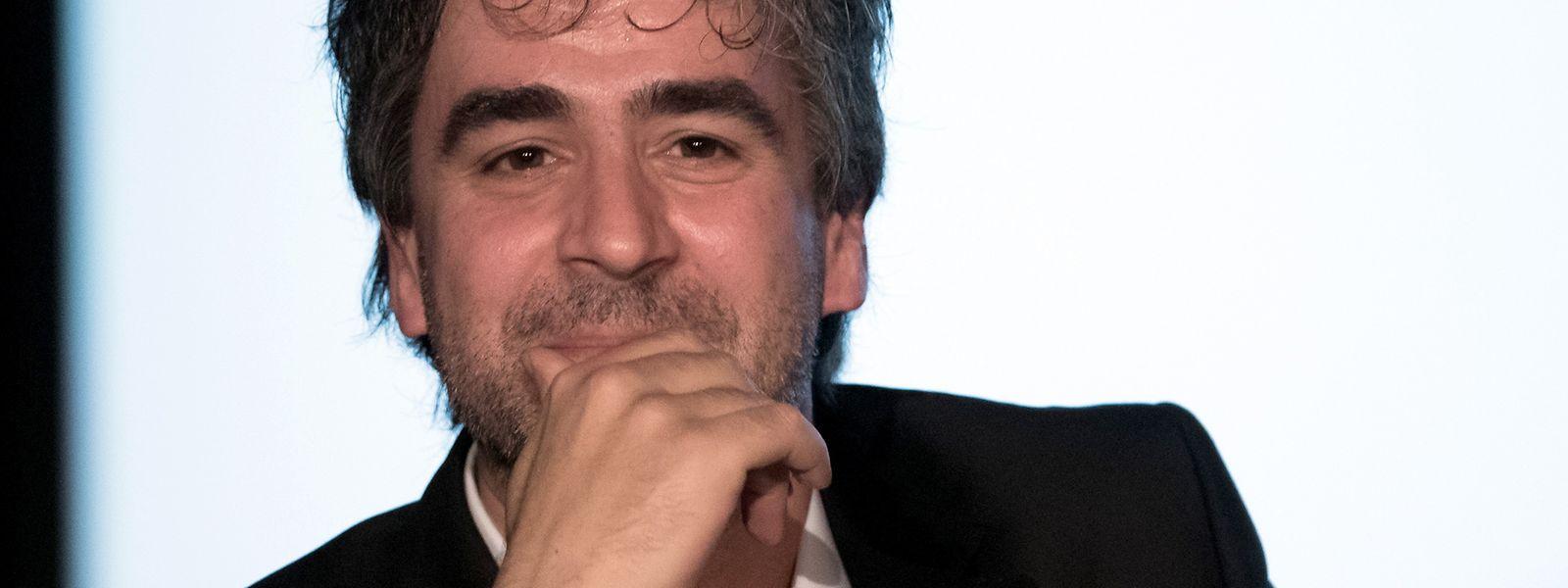 Der Journalist Deniz Yücel war ein Jahr in der Türkei inhaftiert.