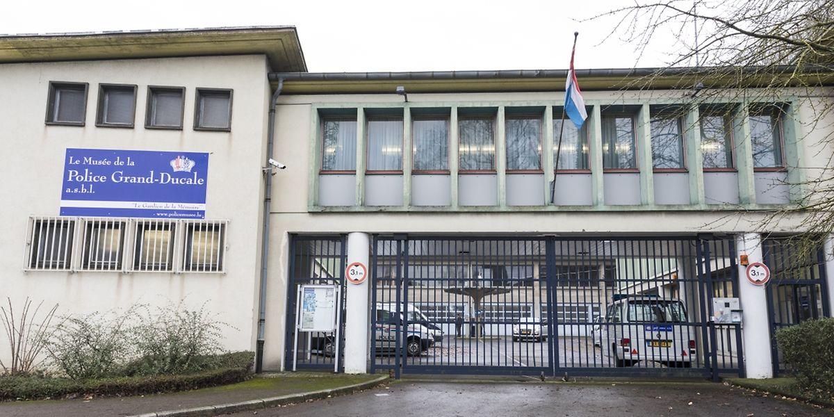 Von außen erscheint das Polizeimuseum unscheinbar, doch innen verbirgt sich ein wahrer Schatz.