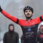 Vincent dos Santos campeão de ciclocrosse