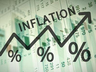 Die Inflation hat seit Dezember 2016 angezogen.
