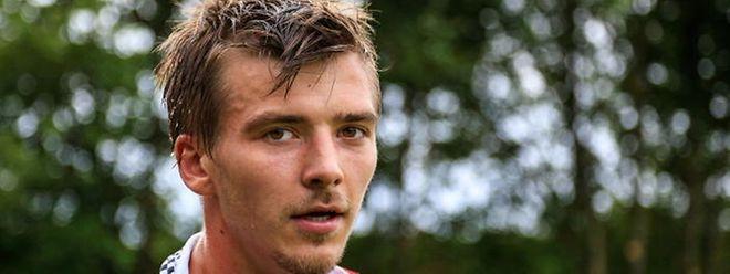 Maurice Deville erzielte gegen RB Leipzig seinen zweiten Saisontreffer.