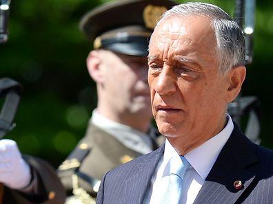 Der portugiesische Staatspräsident  Marcelo Rebelo de Sousa wird am Dienstag in Luxemburg erwartet.