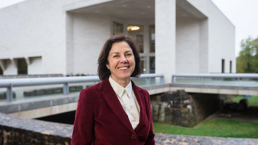 Suzanne Cotter prendra ses fonctions le 1er janvier 2018.
