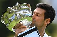 Novak Djokovic devient le premier joueur de l'ère moderne à remporter des tournois du Grand Chelem dans trois décennies différentes