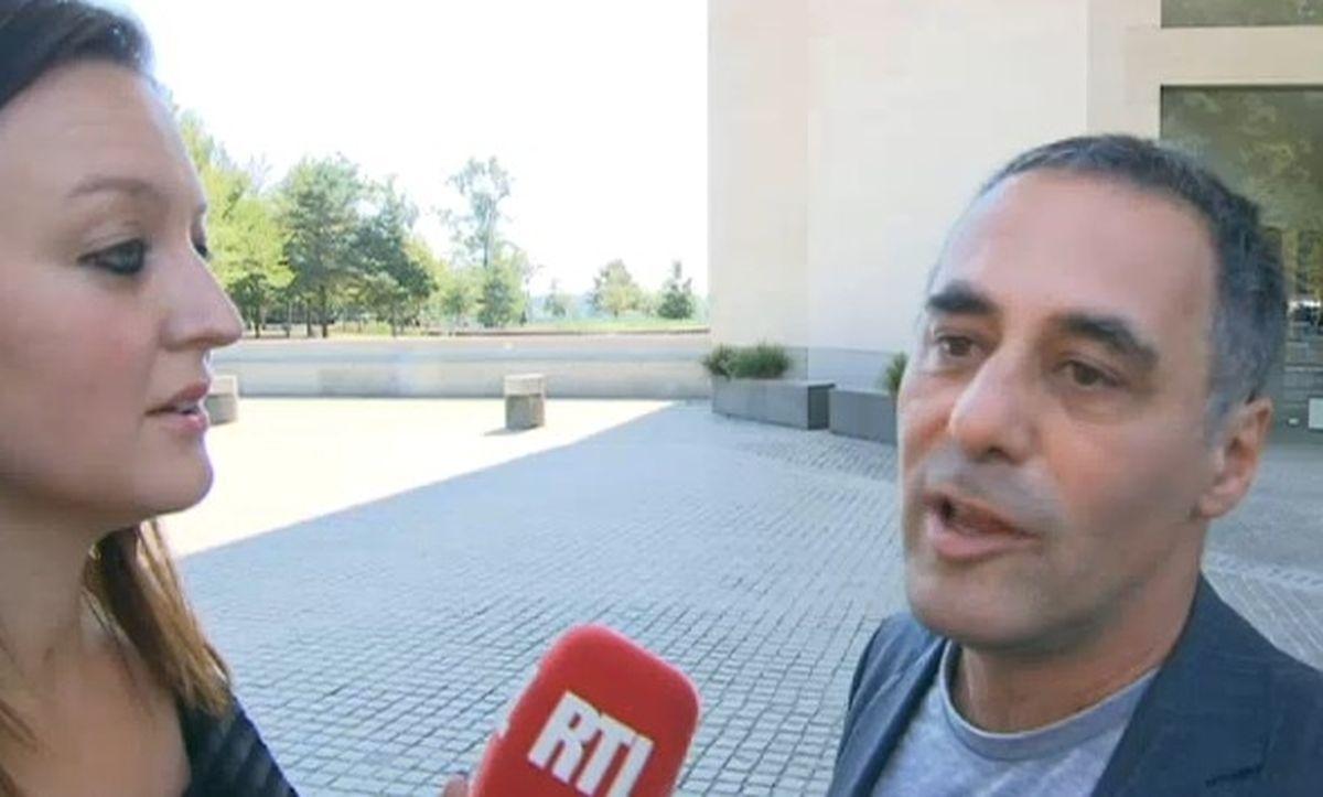 Une altercation a opposé le directeur du Mudam à cette journaliste de RTL.