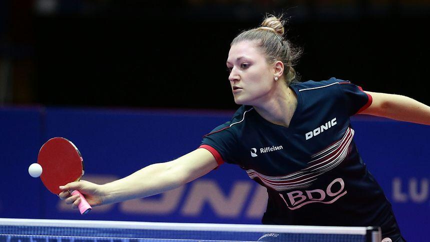 Danielle Konsbruck a sorti une très belle prestation pour permettre aux Luxembourgeoises d'espérer. Mais seulement d'espérer.