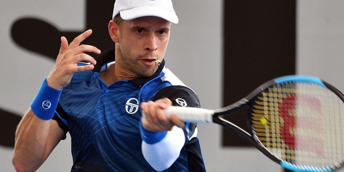 Sorti à Brisbane, Gilles Muller va rallier Sydney pour y défendre son titre.