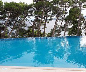 Pool und Meer was will man mehr