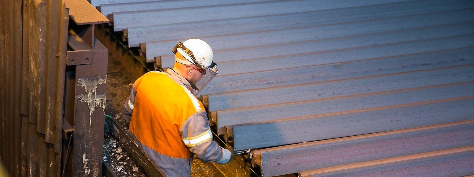 Les résultats d'Arcelor Mittal stables sur un an, à 19,2 milliards de dollars