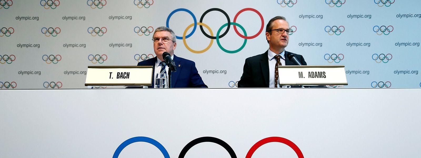 Das Internationale Olympische Komitee hat beschlossen, dass Russen und Kenianer nur nach einer Prüfung nach Rio fahren dürfen