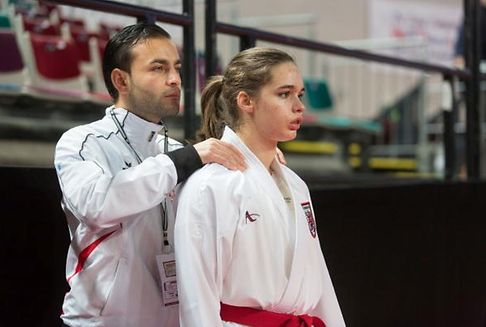 Karate Dutch Open: Jenny Warling siegt bei K1 in Rotterdam