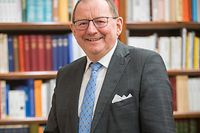 Politik, Weihnachtsinterview mit Chamberpräsident Fernand Etgen, Foto: Lex Kleren/Luxemburger Wort