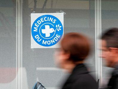 19.11. Esch/Alzette / Ouv Medecins du Monde / foto: Guy Jallay
