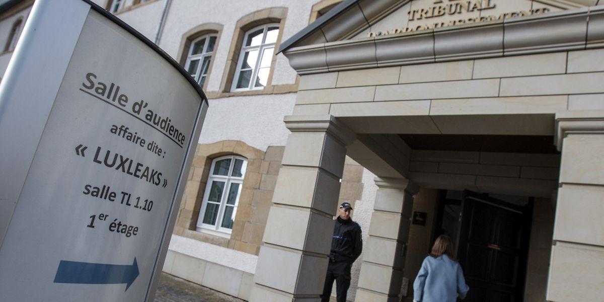 Le procès LuxLeaks se joue depuis le 26 avril dans la cité judiciaire luxembourgeoise.