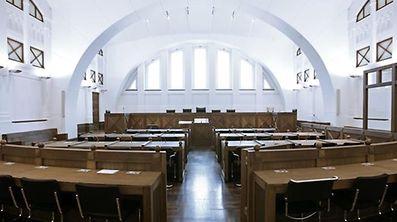 Am Montagnachmittag wird sich ein Richter vor Richtern verantworten müssen.
