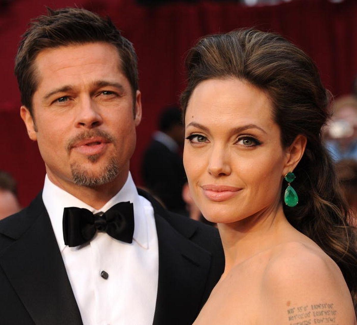 Brad Pitt und Angelina Jolie waren bis zur Scheidung im Jahr 2016 das Hollywood-Traumpaar.