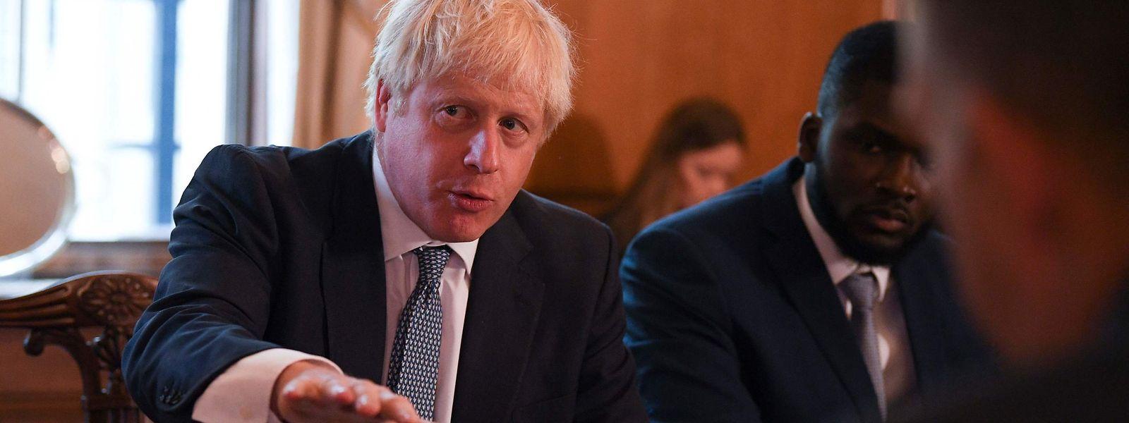 Boris Johnson a rendez-vous cette semaine à Berlin et Paris, avant de rencontrer Donald Trump.