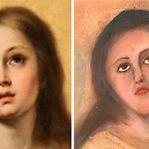 """Espanha. Entregou uma obra para restauro e o resultado é um novo """"Ecce Homo"""""""