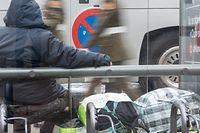 Obdachlose finden während den Wintermonaten in den Foyers der Wanteraktioun eine Unterkunft und eine warme Mahlzeit.