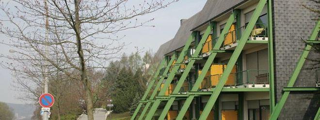 Das frühere Altersheim in Zolver wird wohl die erste der angekündigten Flüchtlingsstrukturen im Süden des Landes.