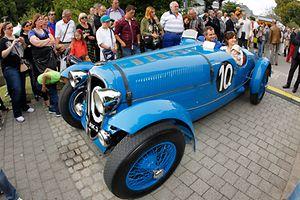 Concours d'élégance et Luxembourg Classic Days 2013 - Delahaye