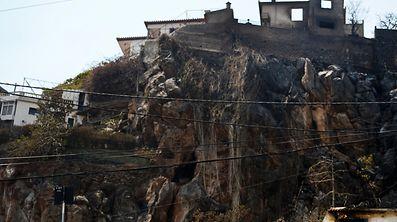 Rund 200 Häuser auf Madeira sind nach den Bränden unbewohnbar.