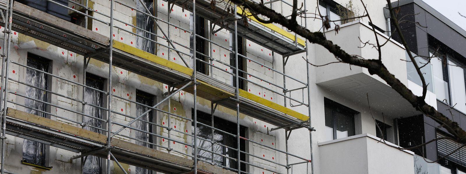 Die beiden öffentlichen Bauträger Fonds du logement und SNHBM sind zuversichtlich, dass sie ihre Produktivität in den kommenden Jahren steigern werden.