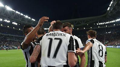 Juventus Turin benötigt noch einen Sieg zum Titelgewinn in der Champions League.