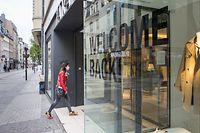 Lokales, Corona: Geschäfte öffnen wieder - Massnahmen und Vorbereitungen in Luxemburg Stadt, Foto: Lex Kleren/Luxemburger Wort