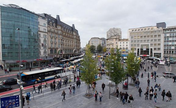 Luxemburger wort roadworks to begin at place de la gare for Caa luxembourg