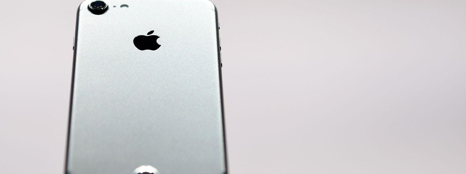 Apple wächst wieder - iPhone 7 sei Dank.