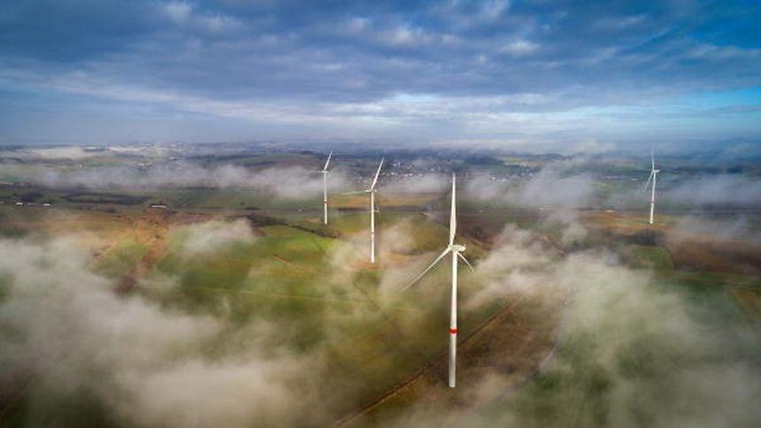 La Wallonie ambitionne de réduire de 95 % les émissions de gaz à effet de serre en 2050.