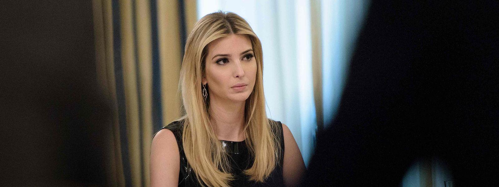 """Ivanka Trump - so ihr Vater - sei """"so unfair behandelt worden""""."""