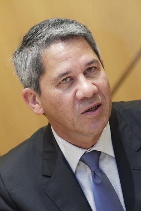 Marc Ambroisien en 2012. Il travaillait depuis deux ans avec Khadem Al Qubaisi.
