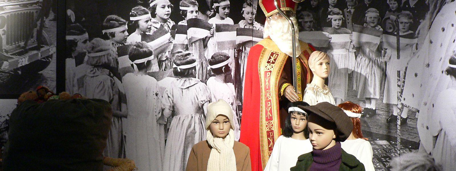 Im Ardennenschlachtmuseum in Wiltz erinnert seit einigen Jahren auch ein eindrucksvolles Diorama an den Kleeschenauftritt von 1944.