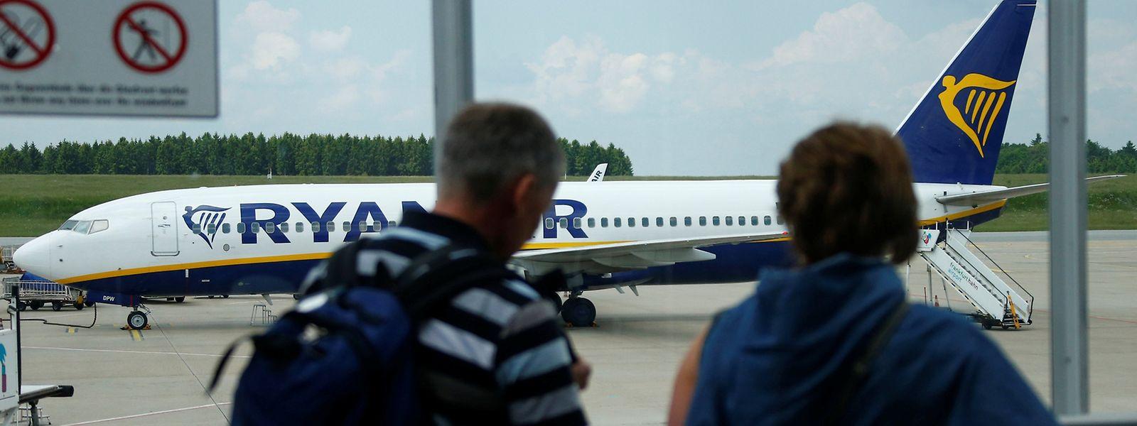 Der Platzhirsch im Hunsrück, Ryanair, will von Ende Oktober an erstmals auch den nur 100 Kilometer entfernten Flughafen Findel in sein Programm aufnehmen.