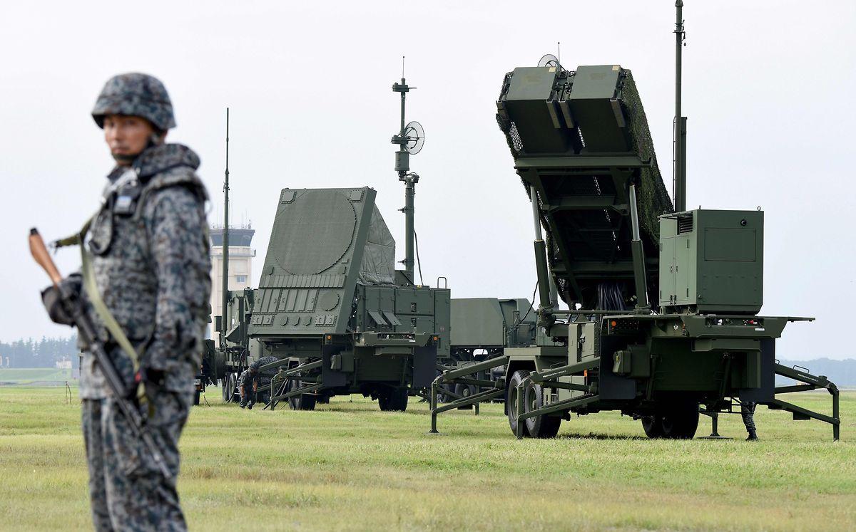 Japan erhöht sein Militärbudget - insbesondere für die Raketenabwehr.