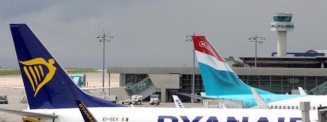 Ab dem Herbst landet Ryanair auch auf dem Findel. Die Fluglinie ist bekannt dafür, auf selbstständige Piloten zurückzugreifen.