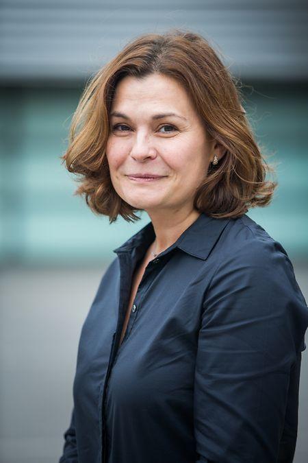 Elisabeth Da Silva, directrice adjointe de l'EIDD.