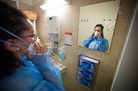 Ansteckende Krankheiten - Service des Maladies infectieuses du CHL - Foto: Pierre Matgé/Luxemburger Wort