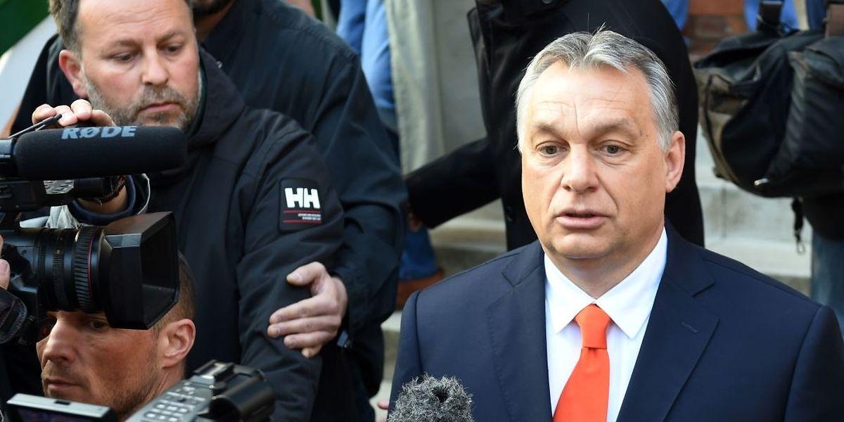 Seine Wiederwahl verdankt Viktor Orbán in großen Zügen seiner ideologischen Politik und seiner giftigen Anti-EU-Rhetorik.