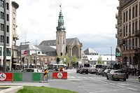 Loklales, Bahnhof, Bauarbeiten, Tram   Foto: Anouk Antony/Luxemburger Wort