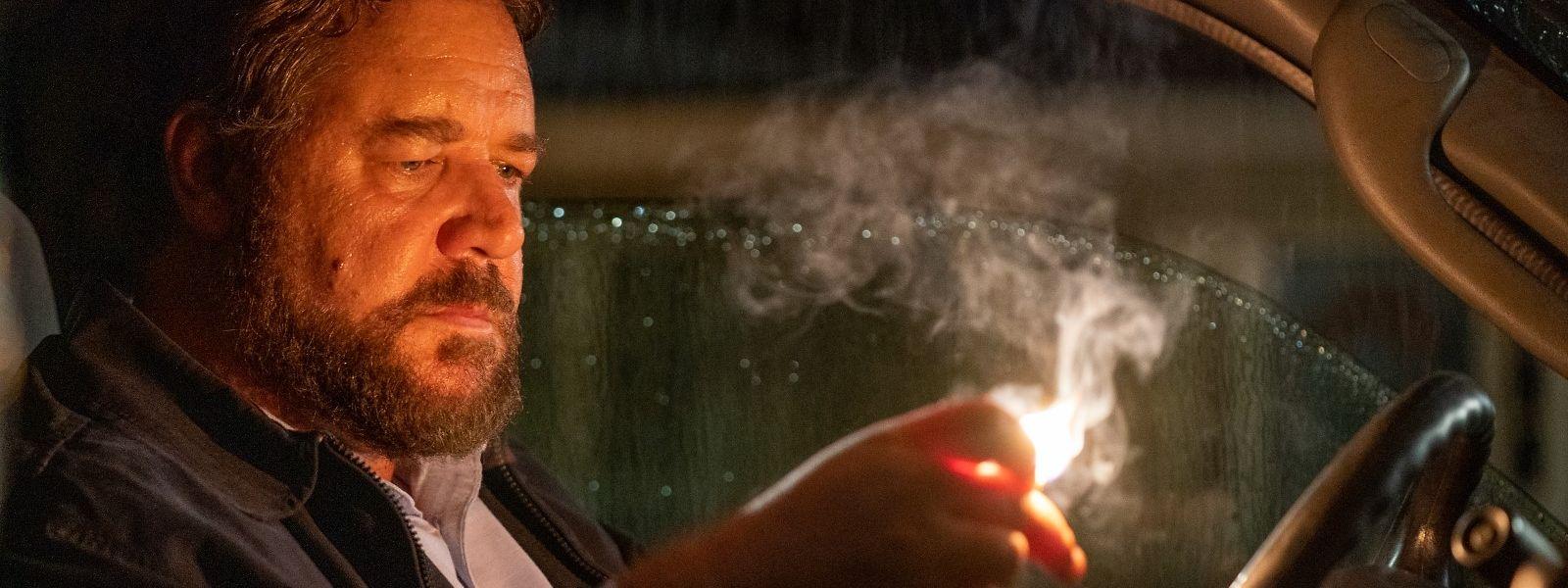 Russell Crowe spielt einen Psychopathen.