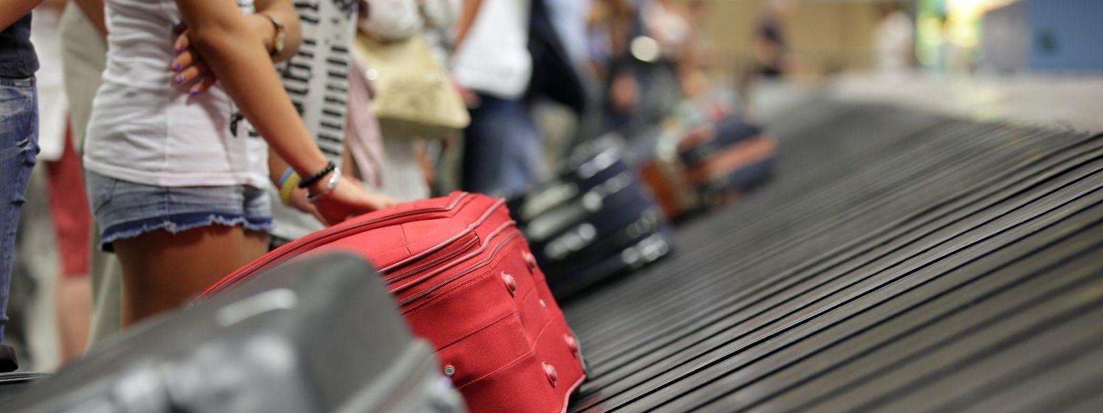 En un an, les aéroports du monde entier doivent gérer 4,27 milliards de valises.