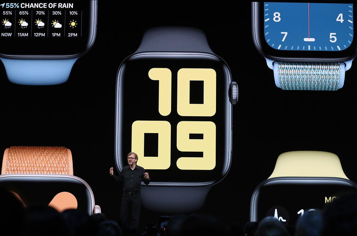 Apple macht seine Computer-Uhr unabhängiger vom iPhone und nimmt damit auch die große Zielgruppe von Nutzern ohne ein Handy des Konzerns ins Visier.