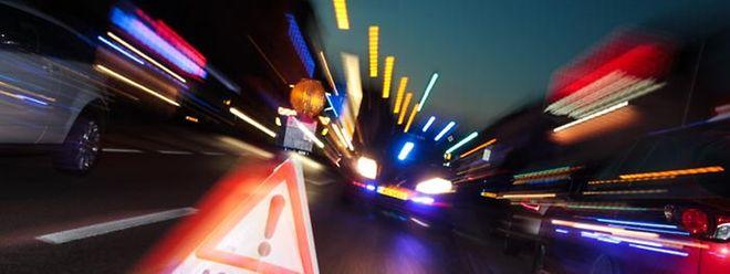 L'accident s'est produit dans la nuit de samedi à dimanche aux alentours de minuit.