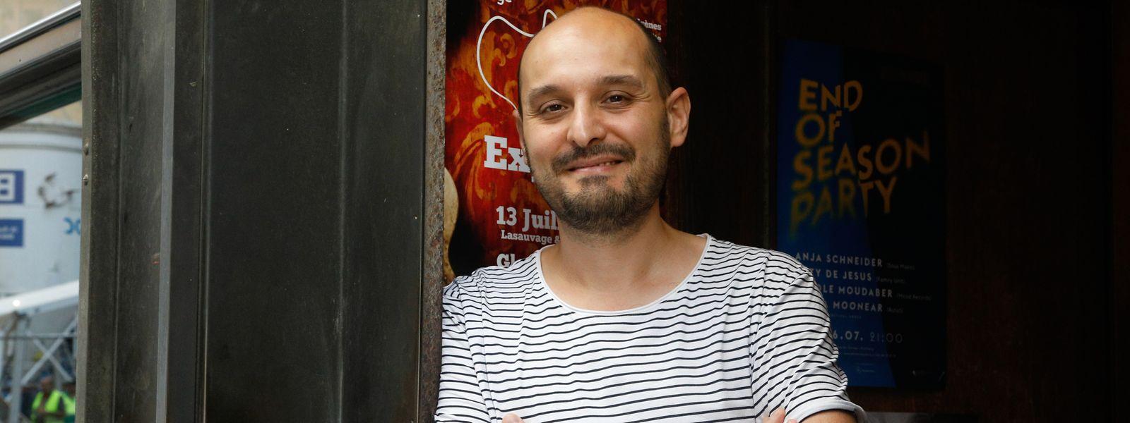 Der IT-Unternehmer Nima Azarmgin ist Präsident der Games and Interactive Digital Media Association (Gidima).