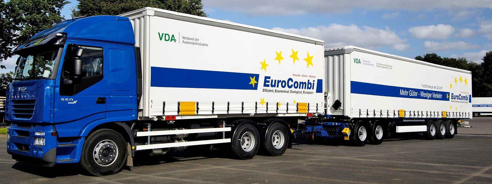 Aux Pays-Bas, près de 2.000 camions de la sorte sont en circulation. Au Grand-Duché... aucun.