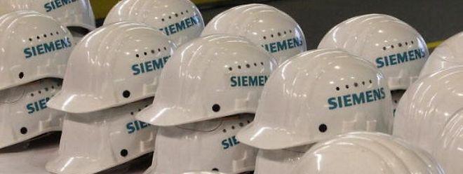Siemens ist ein Großkonzern im Wandel: Vor allem die Gasturbinen werden kaum noch geordert.
