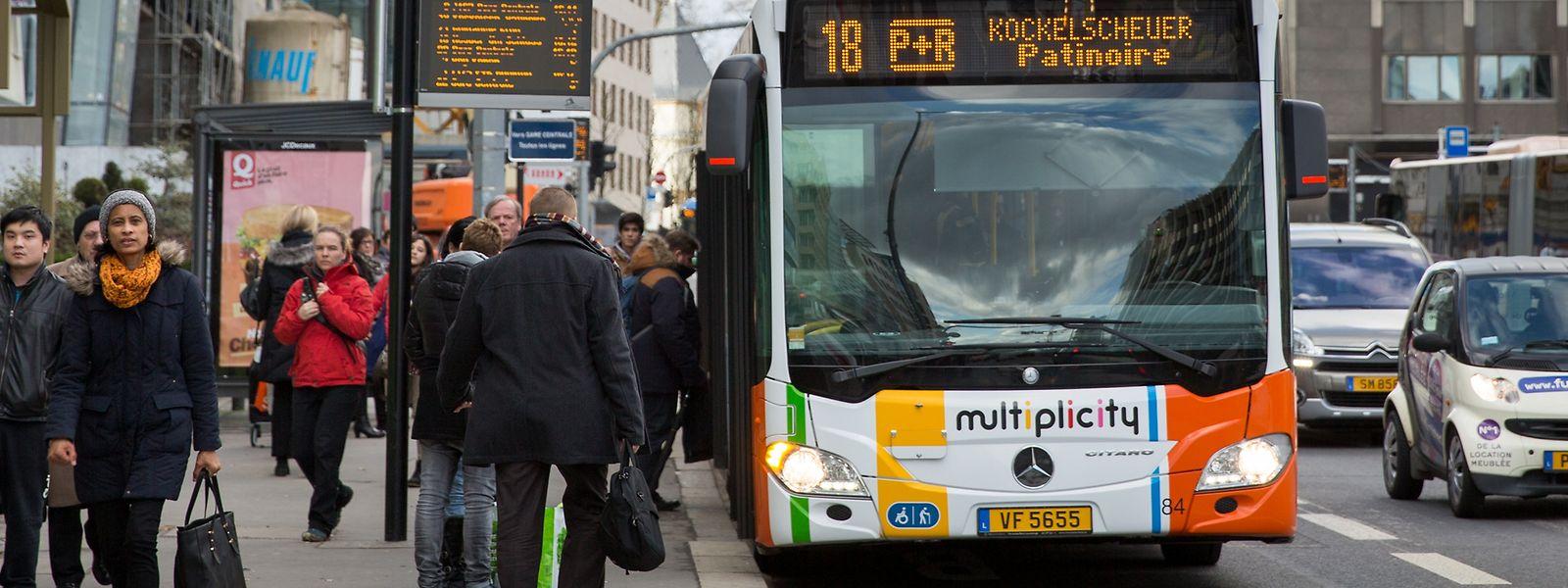 Der aktuell zu zahlende Fahrpreis ist nicht der entscheidende Faktor für eine stärkere Nutzung von Bus, Tram oder Zug.